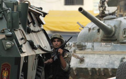 Ποιες είναι οι ένοπλες δυνάμεις της Συρίας