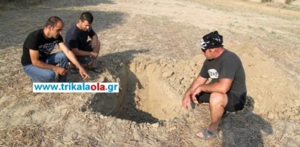 Πυροβολισμοί από αρχαιοκάπηλους εν ώρα παράνομης ανασκαφής