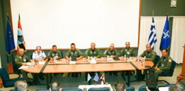 Σύσκεψη Διοικητών Πολεμικών Μοιρών