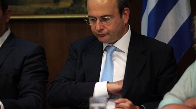 Κ. Χατζηδάκης: Το Νοέμβριο η συζήτηση με την τρόικα για τους πλειστηριασμούς