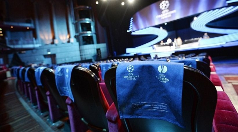 Champions League: Ο Ολυμπιακός μαθαίνει τους αντιπάλους του