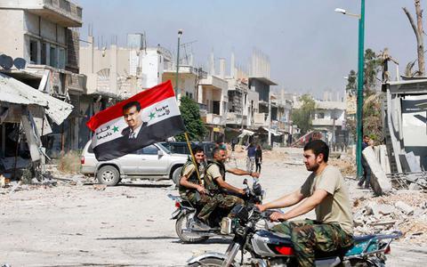 Πολεμικές προετοιμασίες στη Συρία - Αυξάνονται οι λιποτάκτες αξιωματικοί