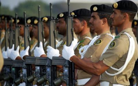 Σε επιφυλακή ο στρατός της Σαουδικής Αραβίας