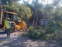 Αντιπλημμυρική προστασία σε ρέματα στο δήμο Βόλου
