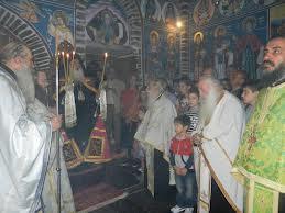 Θυρανοίξια ναού στη Μακρινίτσα