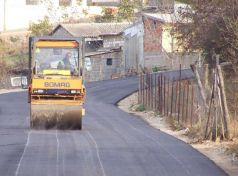 Διακοπή κυκλοφορίας λόγω ασφαλτόστρωσης της οδού Αλαμάνας στον Βόλο