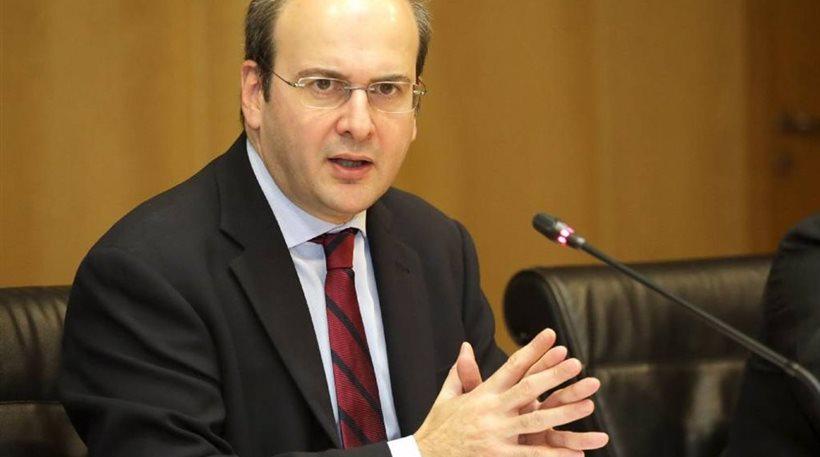 Σύσκεψη Χατζηδάκη με το ΔΣ της Ελληνικής Ένωσης Τραπεζών