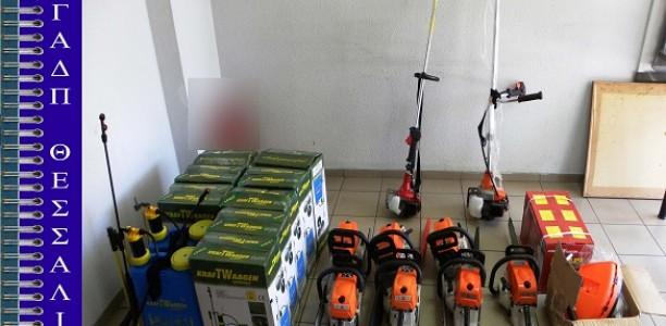 Συνεχίζονται οι έλεγχοι για την πάταξη του παραεμπορίου στα Τρίκαλα