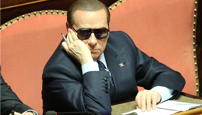 Ιταλοί δικαστές: «Η μαφία προστάτευε τον Μπερλουσκόνι!»