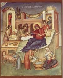 Το Γενέσιον της Υπεραγίας Θεοτόκου τιμά η Εκκλησία