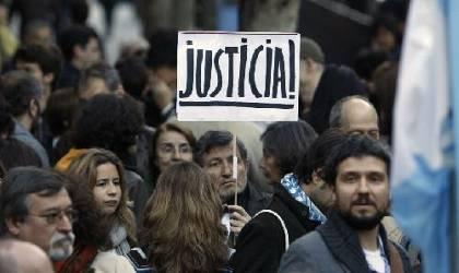Αργεντινή: Αριστεροί ακτιβιστές διαδήλωσαν κατά των Βρετανών