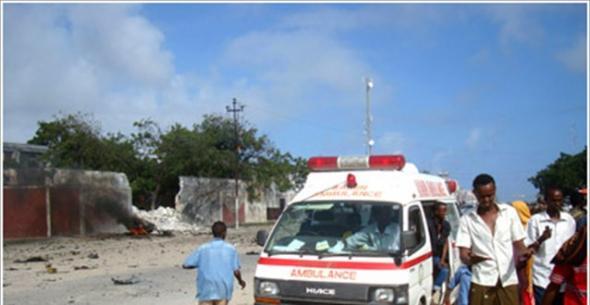 Έκρηξη με 15 νεκρούς