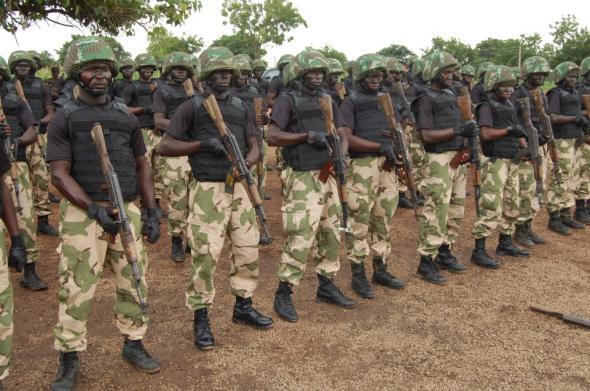 """""""Πόλεμος"""" στη Νιγηρία"""