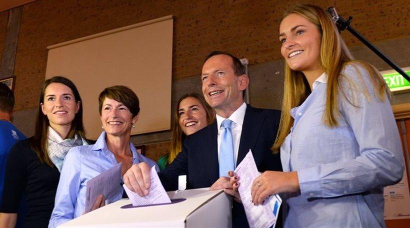 ABC: Τόνι Άμποτ ο νικητής των αυστραλιανών εκλογών