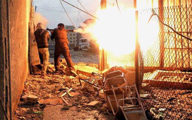 Συρία: Μαίνονται οι μάχες για τον έλεγχο της χριστιανικής πόλης Μααλούλα