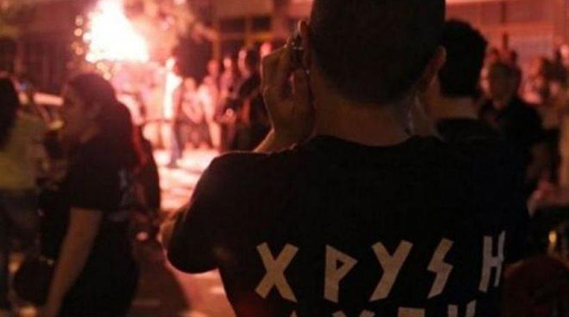 Θεσσαλονίκη: Επίθεση οπαδών του ΠΑΟΚ στα γραφεία της Χρυσής Αυγής