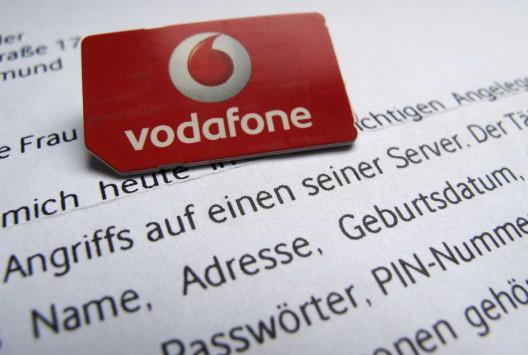 Στα χέρια χάκερ δεδομένα 2 εκατομμυρίων πελατών της Vodafone!