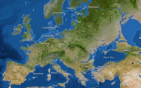 National Geographic: Ανάμνηση Λονδίνο και Βενετία αν λιώσουν οι πάγοι