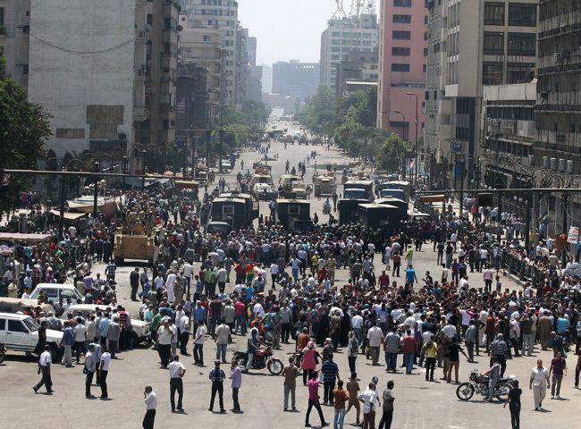 Αίγυπτος: Αθώοι 14 κατηγορούμενοι για τη δολοφονία διαδηλωτών