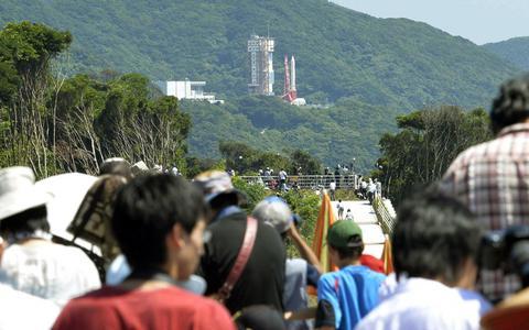 Ιαπωνία: Εκτοξεύθηκε ο πύραυλος Epsilon