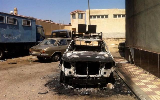 Αίγυπτος: Έφοδος του στρατού σε πόλη που ήλεγχαν οι ισλαμιστές