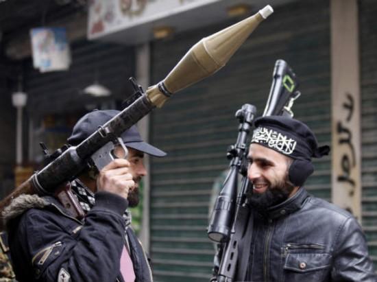 Ακραίοι Ισλαμιστές οι... μισοί αντάρτες της Συρίας