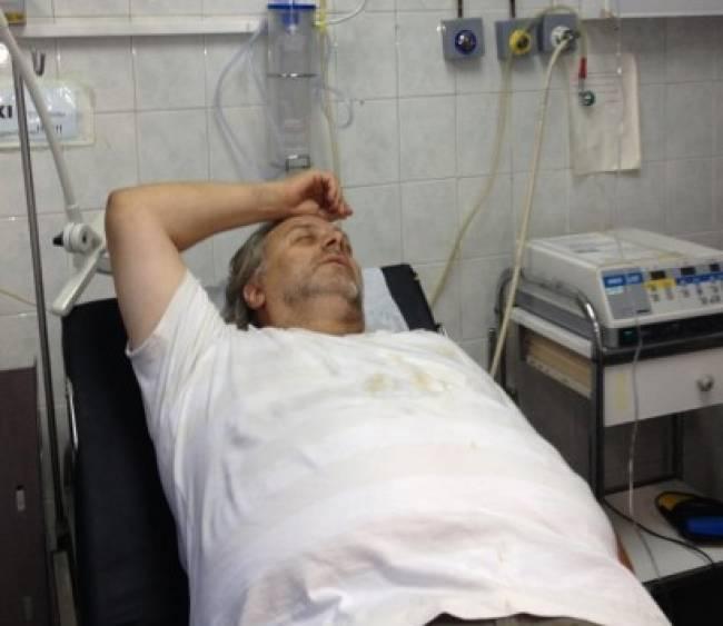 Άγριος ξυλοδαρμός δημοσιογράφου στην Εύβοια