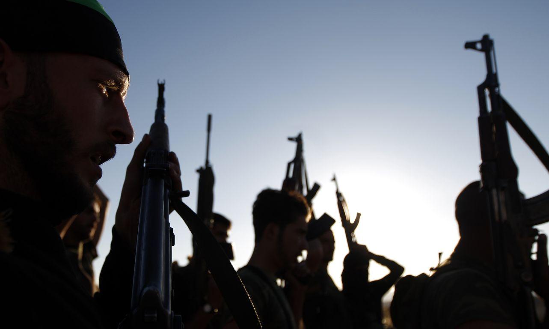 Συρία: Οι αντάρτες χρησιμοποίησαν αέριο σαρίν, λέει αξιωματούχος