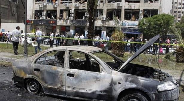 Έκρηξη παγιδευμένου αυτοκινήτου στα σύνορα Συρίας - Τουρκίας