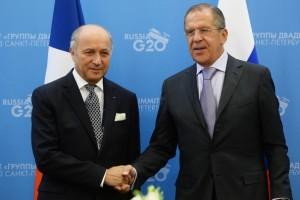 Λαβρόφ και Φαμπιούς συμφώνησαν ότι... διαφωνούν για τα χημικά της Συρίας
