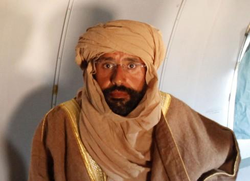 Για τον Δεκέμβρη αναβλήθηκε δίκη του γιου του Καντάφι