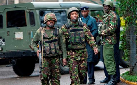 Κένυα: Οι ειδικές δυνάμεις σκότωσαν άλλους 6 ισλαμιστές αντάρτες