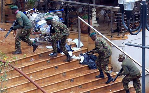 Κένυα: Παραμένουν οχυρωμένοι οι ένοπλοι ισλαμιστές