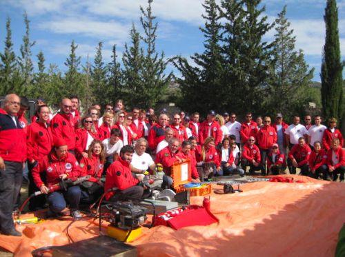 Δύο ασκήσεις στη Μαγνησία από την Ομάδα Διάσωσης