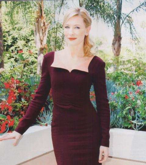 Κέιτ Μπλάνσετ: Πάντα με βασάνιζα