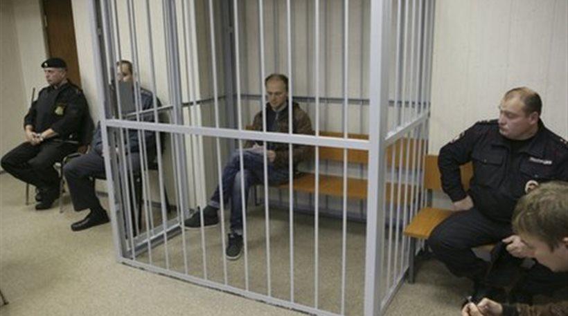 Προφυλακίστηκαν δέκα ακτιβιστές της Greenpeace στη Ρωσία