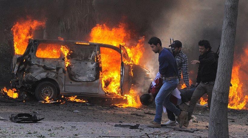 Δαμασκός: Τουλάχιστον 30 νεκροί από έκρηξη παγιδευμένου αυτοκινήτου σε τζαμί