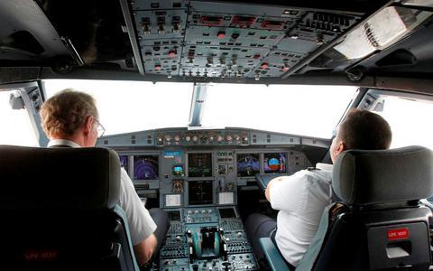 Οι μισοί Βρετανοί πιλότοι ομολογούν ότι...αποκοιμήθηκαν στο πιλοτήριο