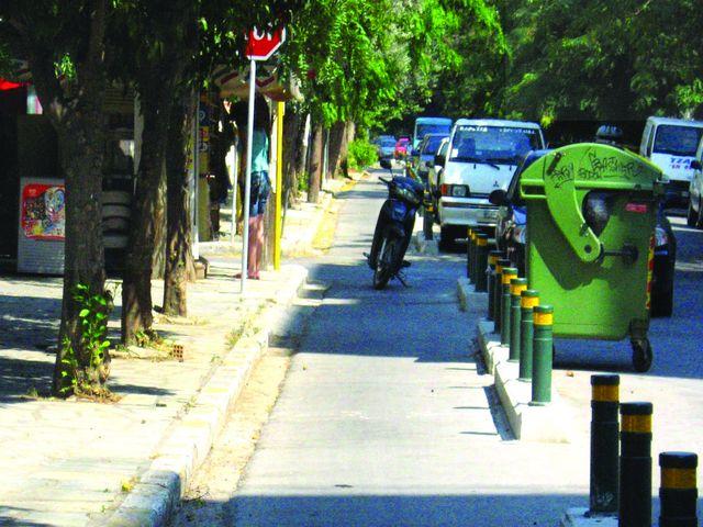 Διεκόπη για τις 2 Οκτωβρίου η δίκη για τους ποδηλατοδρόμους