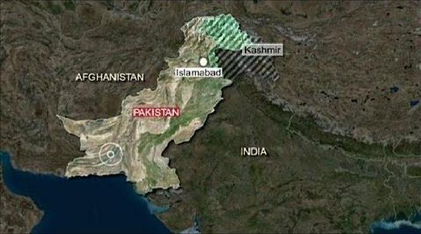 Νέος ισχυρός σεισμός 6,8 Ρίχτερ στο Πακιστάν