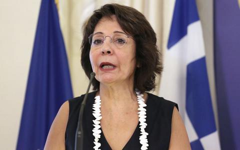 Δαμανάκη: Το ελληνικό πολιτικό σύστημα προστατεύει τη δημοκρατία
