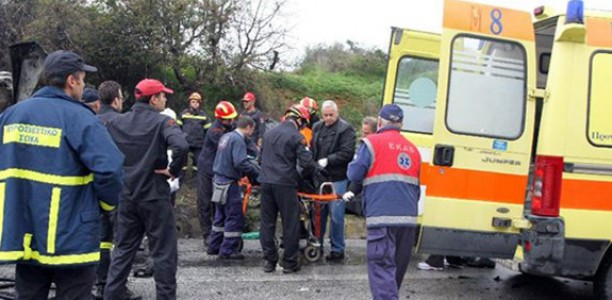 Σκοτώθηκε 56χρονος Φαρσαλινός σε τροχαίο