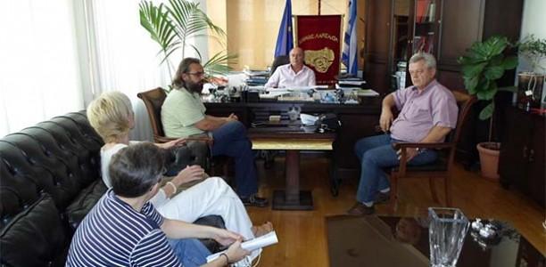 Σε επιφυλακή και ο δήμος Λαρισαίων για ενδεχόμενη υποβάθμιση του ΓΝΛ