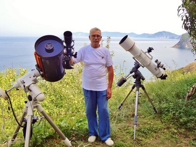 Ραδιοτηλεσκόπιο στη Σκόπελο