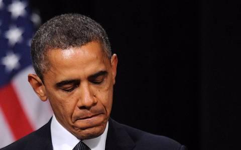 Δολιοφθορά στον Ομπάμα