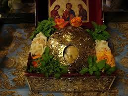 Στο Βελεστίνο τα λείψανα του Οσίου Δαυΐδ