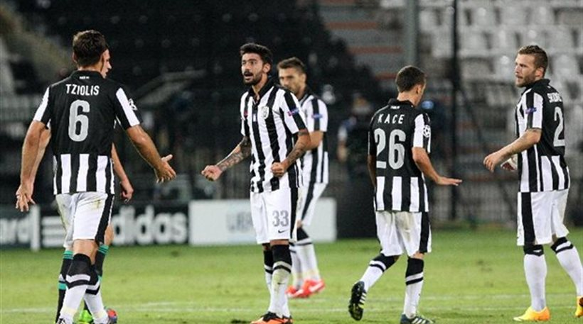 Ο ΠΑΟΚ θέλει νίκη εκτός έδρας επί της Άλκμααρ (1-0, Σε εξέλιξη)