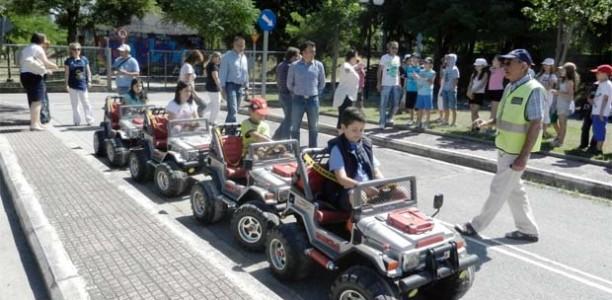 Λειτουργεί για 12η συνεχή χρονιά το Πάρκο Κυκλοφοριακής Αγωγής