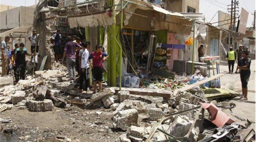 Τουλάχιστον 17 νεκροί σε επιθέσεις στο Ιράκ