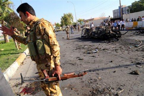 Πολύνεκρη επίθεση σε δημοτικό σχολείο στο Ιράκ